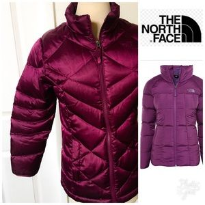 The North Face Jackets & Coats - The North Face Girls Thermoball Down Jacket
